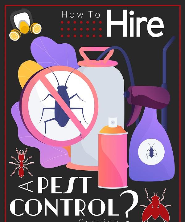 hire pest control services in Columbus, Ohio